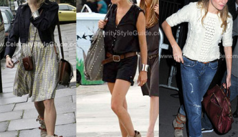 Sienna Miller Style! Get Her Look For Less...Vivienne Westwood Pirate Boots!