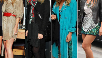 Beyonce and Mary Kate Style! Celebrities Love Their Proenza Schouler Open Toe Boots!