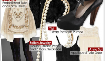 Style Inspiration: Roaring 20's