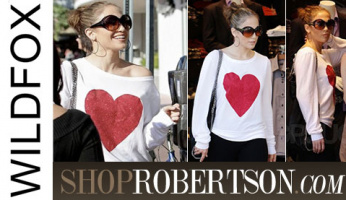 Jennifer Lopez Spotted Wearing WildFox Couture In Miami!
