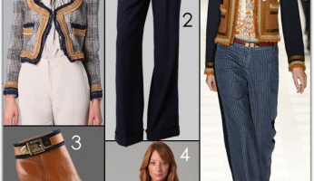 Runway Addition: Featuring Tory Burch