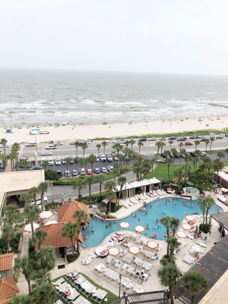 San Luis Resort Galveston Staycation