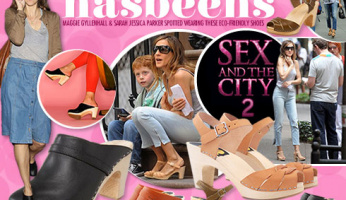 Order Your Swedish Hasbeens Worn by Sarah Jessica Parker in Sex & The City 2!
