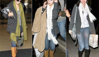 Selena Gomez Style! WIN Her Hurley Windchester Jacket!