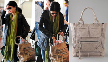 You Asked For It! Who makes Selena Gomez's pink bag?
