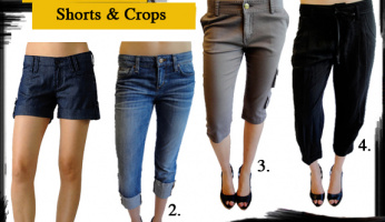 Celebrity Style Steal: 25% Off Shorts and Cropped Pants