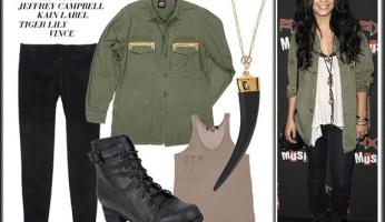 Shop Her Closet: Vanessa Hudgens