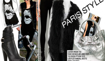 Get Paris' Celebrity Style with 5 Easy Pieces