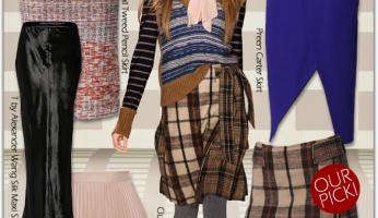 Skirts: Your Fall Wardrobe Foundation
