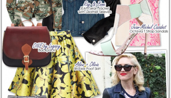 Spring Celebrity Style Shopping Guide