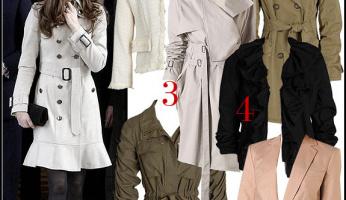 Spotlight: Spring Coats