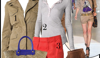 Great Style At A Great Price: Spring Trends