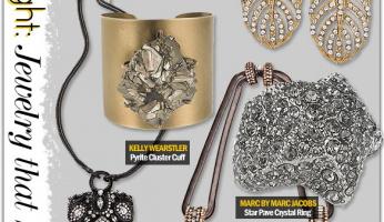 Star Bright: Jewelry that Sparkles