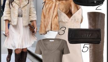 Steal Her Style: Kourtney Kardashian