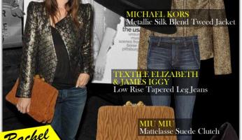 Steal Her Style: Rachel Bilson