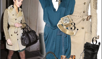 Street Style: Emma Watson