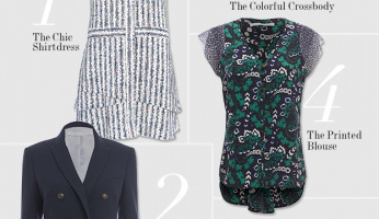 Chic This Week: Easy Pieces