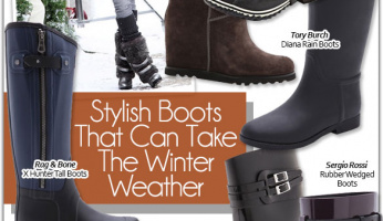 Take On The Winter Weather In Style