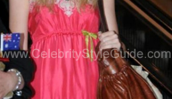 You asked for it!! Please ID Taylor Swift's Cute Sundress!