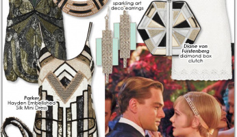 Inspired By: The Great Gatsby