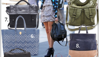 Time To Buy: Back To School Bags