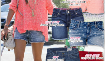 Time to Buy: Cutoff Shorts