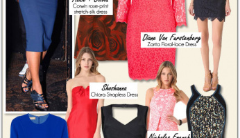 Time To Buy: Date Night Dresses