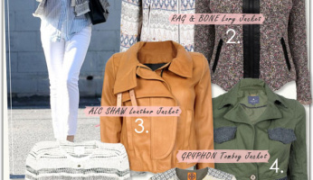 Time To Buy: Spring Jackets