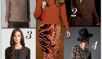 Time to Buy: Sumptuous Sweaters