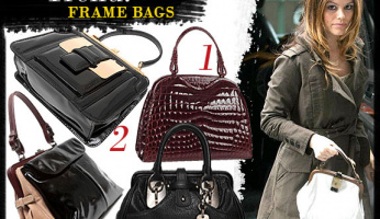 Celebrity Style Trend: FRAME BAGS