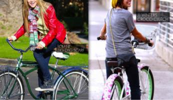 Miley Cyrus and Stephanie Pratt Style Tips!