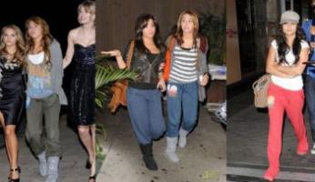 Miley Cyrus Style! Gypsy 05 Love Sweatpants!