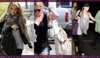 Hilary Duff Style!