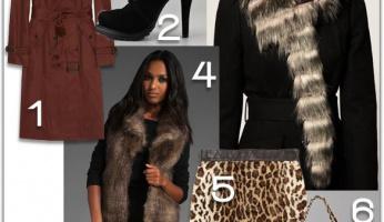 Now Trending: Faux Fur
