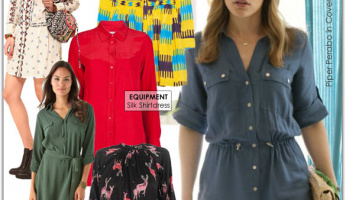 Trending Transitions: The Shirtdress