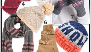 Trending: Winter Accessories