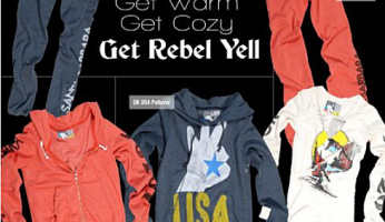 Rebel Yell For Christmas At TrendBoutique.com