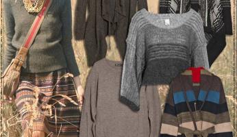 Trend Report: Statement Sweaters