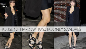 House of Harlow 1960 Rooney Sandals Now Available!