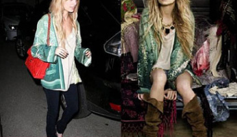 Winter Kate Opy Jacket