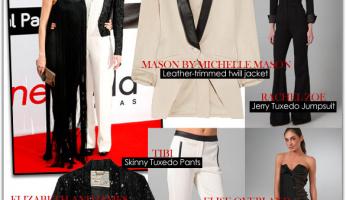 Tuxedo Trend