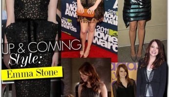 Up and Coming: Emma Stone