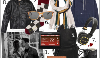 Valentine's Day Gift Guide: For The Guys