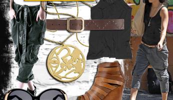 Vanessa Hudgen's Style & Fashion!