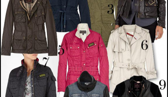 Time To Buy: Ultimate Weekend Jackets