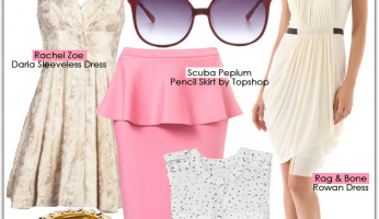What to Wear: Summer Bridal Shower