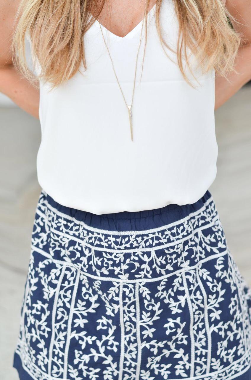 blue-white-skirt