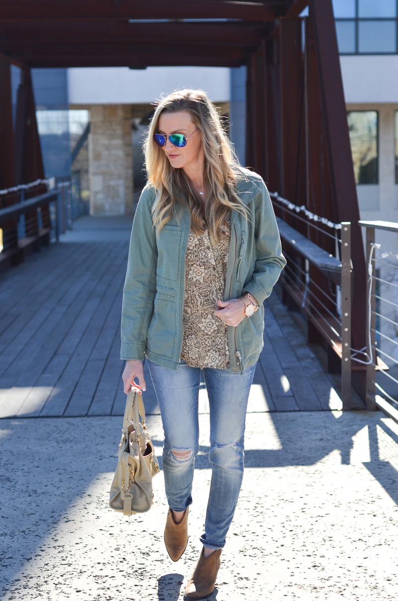 celebrity-style-guide-madewell-fleet-jacket