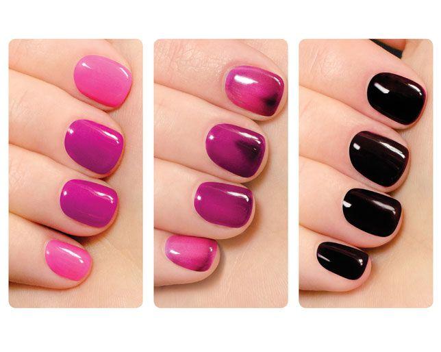 color-changing nail polish