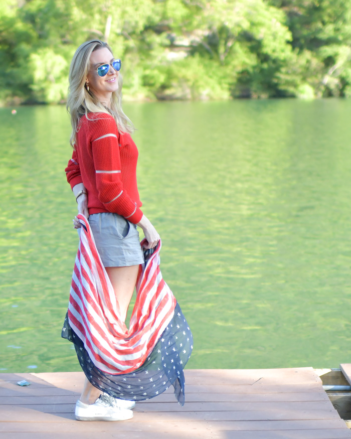 Outfit Ideas For the 4h of July